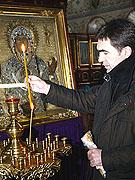 Вячеслав Бутусов совершил экскурсию по храмам Иркутска